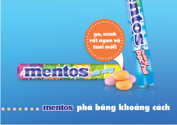 Mentos Fresh Connection