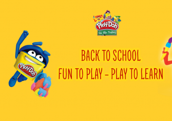 Playdoh Back To School